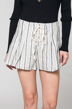 Ikana Lace-up Shorts