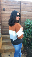 Sophie Colorblock Sweater