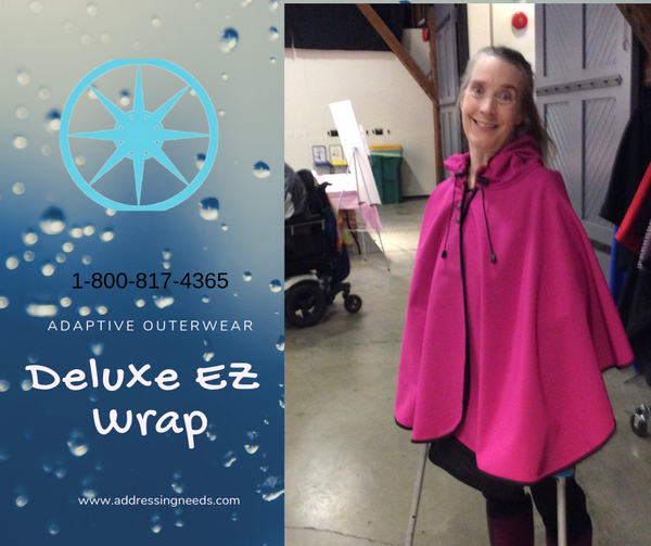 Fleece EZ Wrap