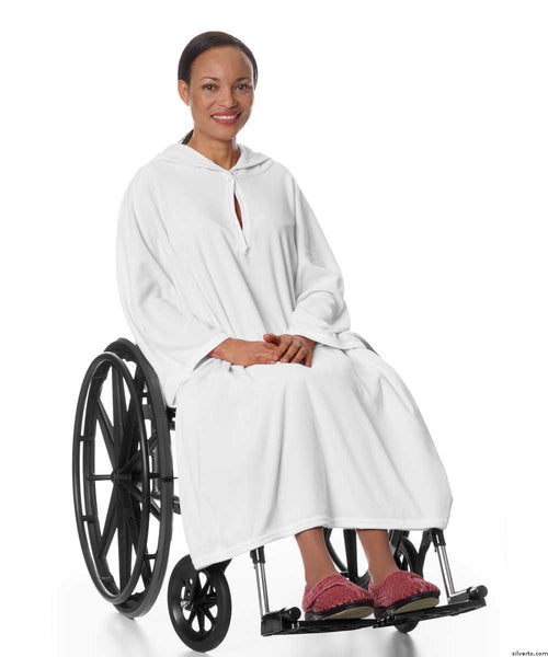ONE Terry Shower Cape For Women Or Men - Terry Poncho