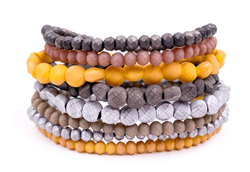 Matte Fall Bracelet Bundle