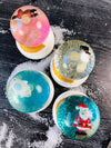Bouncy Ball Holiday Bath Bombs