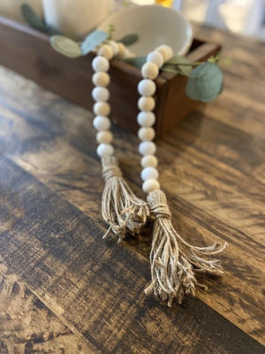 Decor Wood Beads