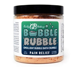 Pain Relief Bubble Rubble