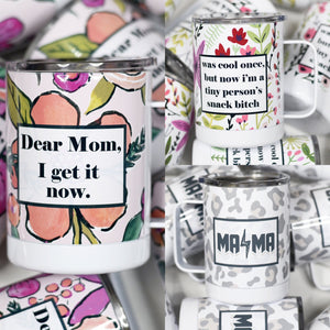 Mother's Day Mugsby Travel Tumblers