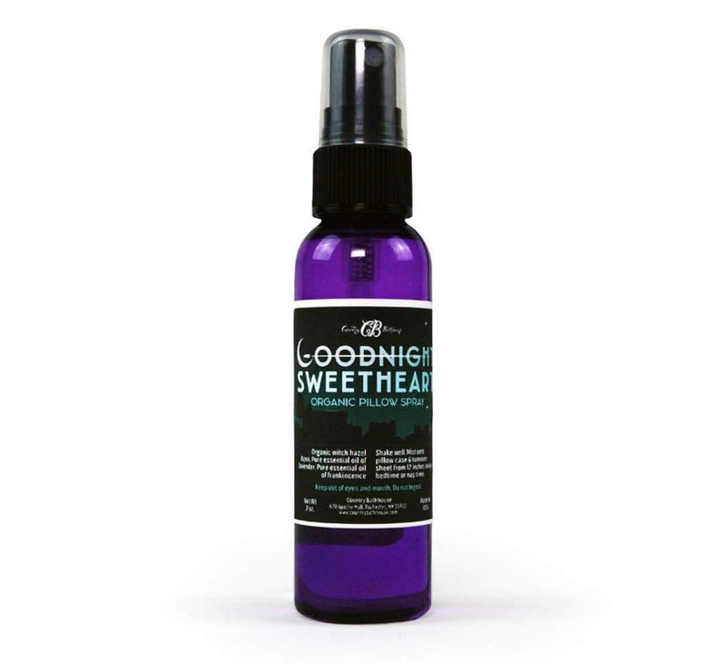 Essential Oil Goodnight Spray Mist
