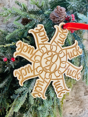 The 2020 Snowflake Ornament