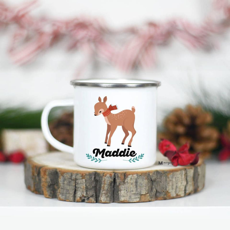 Personalized Camp Mugs
