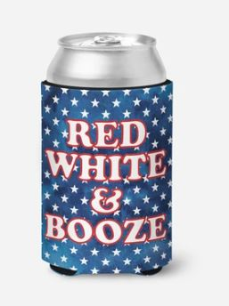 Americana Can Coolers