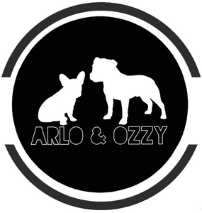 Arlo and Ozzy