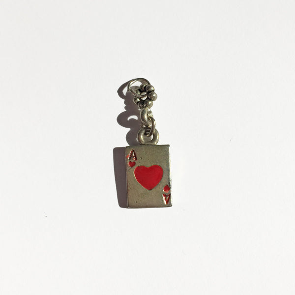 ACE OF HEARTS - ORO ORO Chains & Charms
