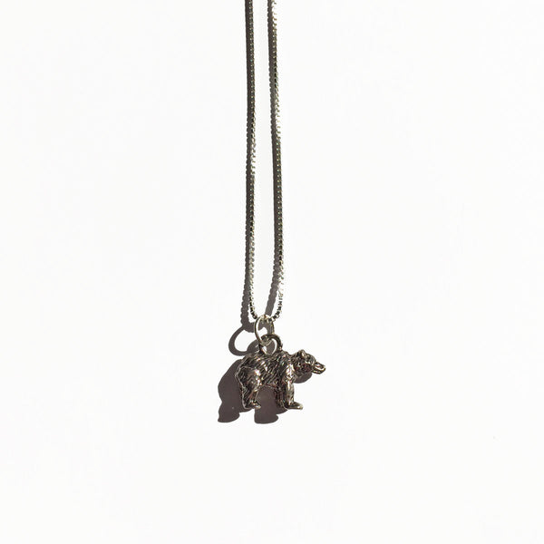BEAR CHARM - ORO ORO Chains & Charms