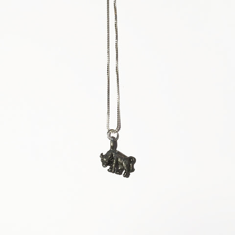 BULL CHARM - ORO ORO Chains & Charms