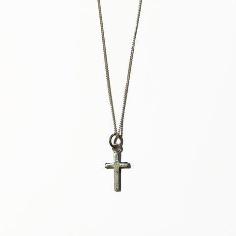 CROSS CHARM - ORO ORO Chains & Charms