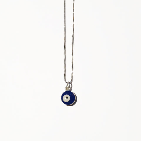 EVIL EYE CHARM - ROUND - ORO ORO Chains & Charms