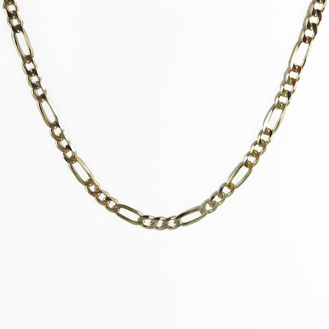 FIGARO CHAIN - GOLD - ORO ORO Chains & Charms