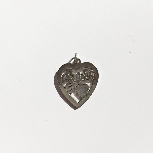 SWEET HEART - ORO ORO Chains & Charms
