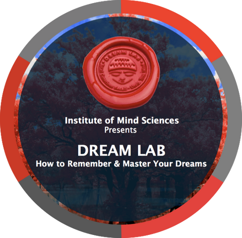 Dream Lab 21 Video Dream and Lucid Dream Course