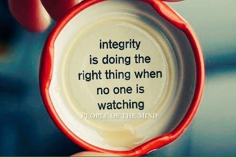 Integrity - People of the Mind