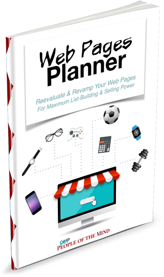 Web Pages Planner at www.ShopPeopleoftheMind.com