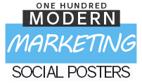 100 Modern Marketing Social Images You Can Brand