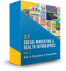37 Social Marketing & Health Infographics Vol 2 - Shop People Of The Mind