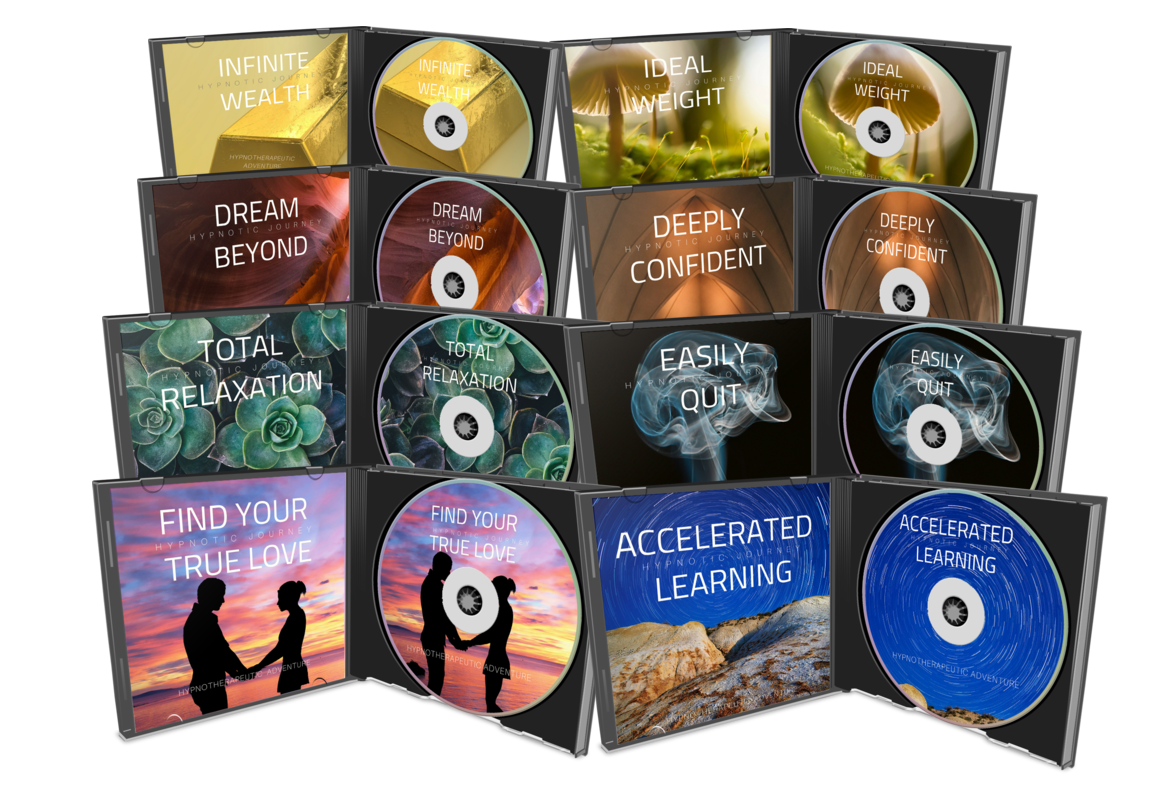 Hypnosis Audio Collection - Shop People Of The Mind