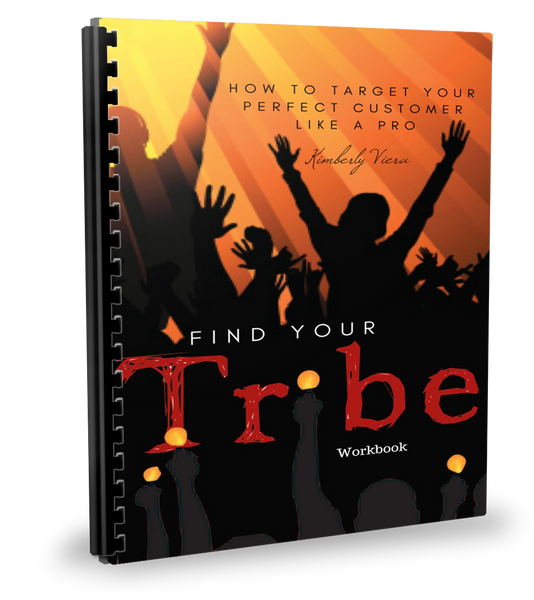 Find Your Tribe Workbook - Shop People Of The Mind