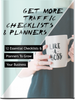 Get More Traffic - Checklists and Planners - Shop People Of The Mind