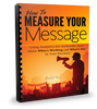 How To Measure Your Message - Shop People Of The Mind