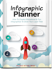 Infographics Planner & Templates - Shop People Of The Mind