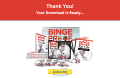 Binge Proof For Life - Shop People Of The Mind