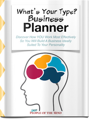 What's Your Type Planner - Shop People Of The Mind