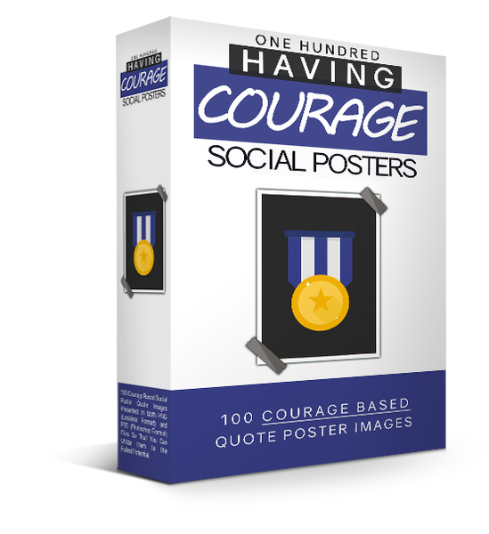 100 Courage Social Images - Shop People Of The Mind