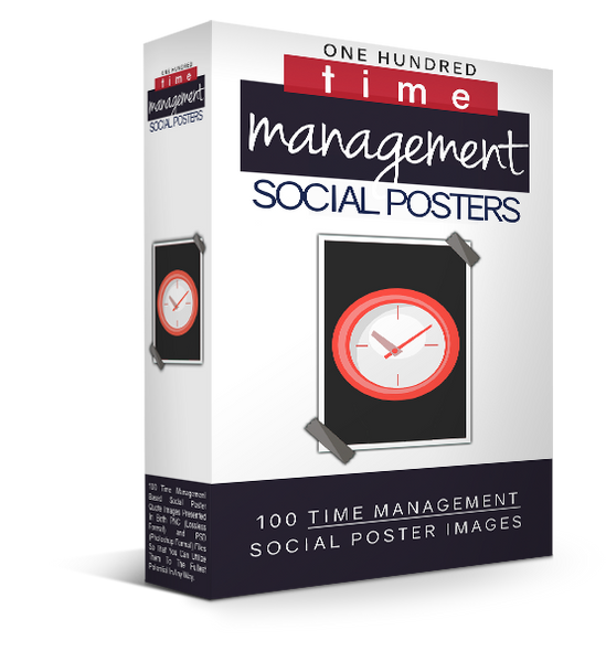 100 Time Management Social Images - Shop People Of The Mind