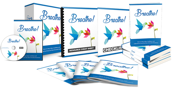 Breathe - Anxiety and Stress Management