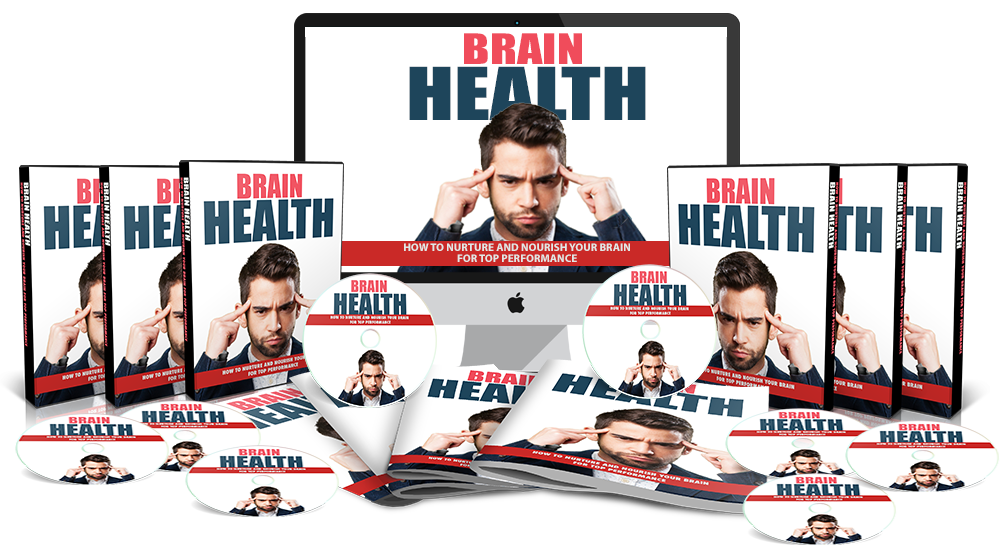Total Brain Health - Shop People Of The Mind