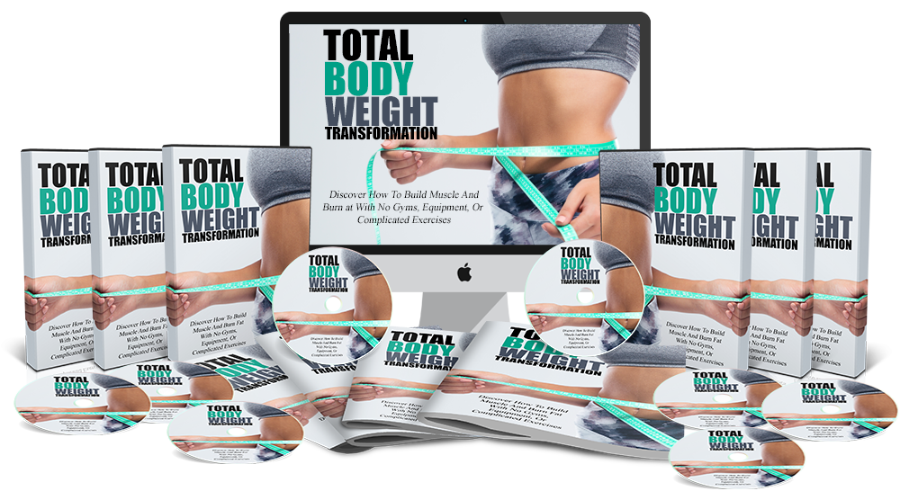 Body Weight Transformation - Shop People Of The Mind