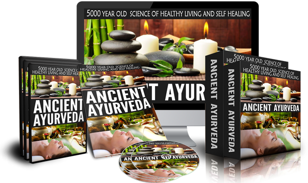 Ayurveda - Holistic System of Medicine - Shop People Of The Mind