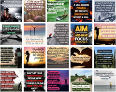 100 Goal Setting Social Images - Shop People Of The Mind