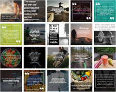100 Active Fitness Social Images - Shop People Of The Mind