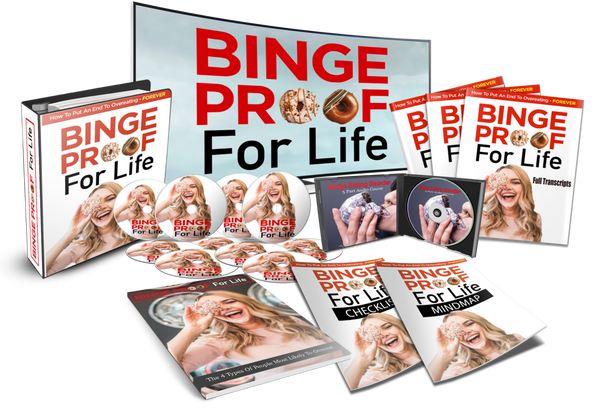 Binge Proof - Shop People Of The Mind