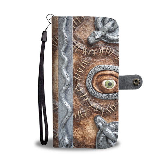 Hocus Pocus Spell Book Wallet Phone Case