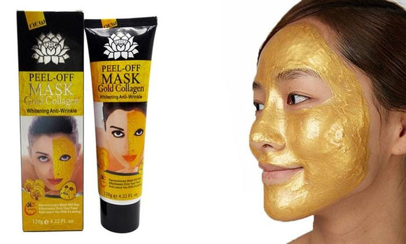 DEEP REPLENISHING 24K GOLD MASK - XoEndowed.com
