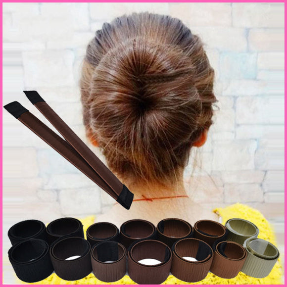 Magic French Twist Hair Bun Maker - XoEndowed.com