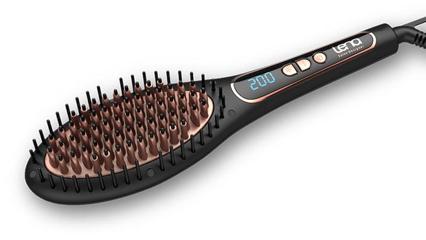 LN-432 Brush Straightener - XoEndowed.com