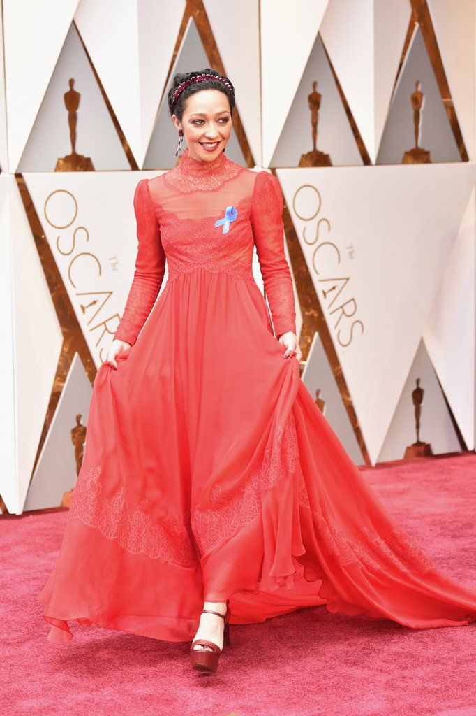 FRUMFASH at the Oscars!