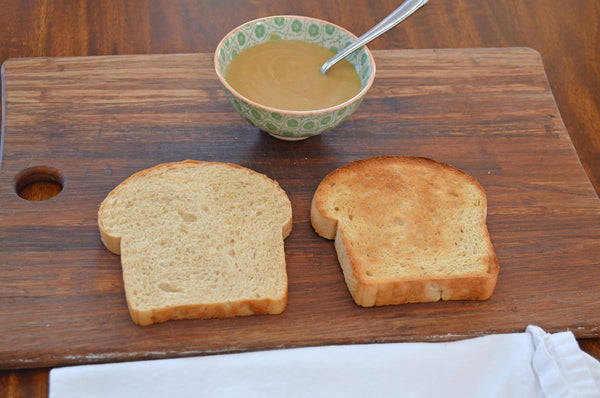 Honey Butter - Bread and Toast