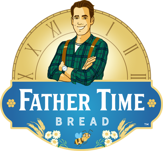 Father Time Bread