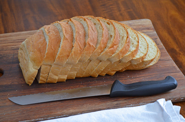 Father Time Bread Sliced